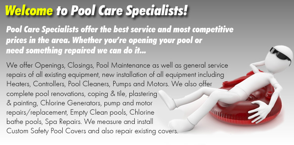 Pool Care Specialists Chadds Ford Home Page